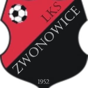 Herb klubu LKS Zwonowice
