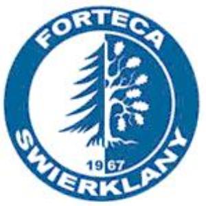 Herb klubu Forteca II Świerklany