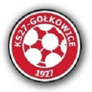 Herb klubu KS 27 Gołkowice