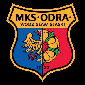 Herb klubu Odra II Wodzisław Śląski