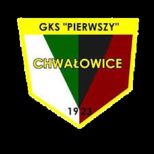 Herb klubu GKS Pierwszy II Chwałowice