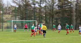 C-klasa: LKS Skrbeńsko vs GKS Pierwszy II Chwałowice 25.04.2021 obrazek 19