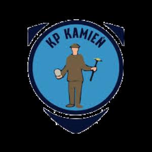 Herb klubu KP Kamień