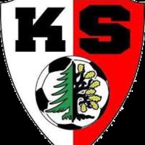 Herb klubu KS Świerklany