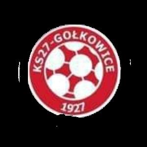 Herb klubu KS 27 II Gołkowice