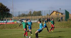 C-Klasa: LKS Skrbeńsko vs Granica II Ruptawa 24.10.2021 obrazek 16
