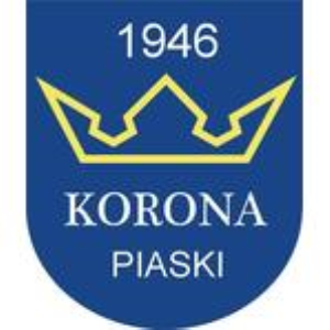Herb klubu Korona Piaski
