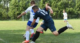 10. kolejka 3. ligi okręgowej młodzików | Wiara Lecha - Polonia II Środa Wielkopolska 0:3 obrazek 4