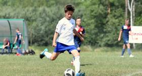 10. kolejka 3. ligi okręgowej młodzików | Wiara Lecha - Polonia II Środa Wielkopolska 0:3 obrazek 18