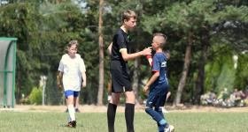 10. kolejka 3. ligi okręgowej młodzików | Wiara Lecha - Polonia II Środa Wielkopolska 0:3 obrazek 19