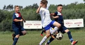 10. kolejka 3. ligi okręgowej młodzików | Wiara Lecha - Polonia II Środa Wielkopolska 0:3 obrazek 8