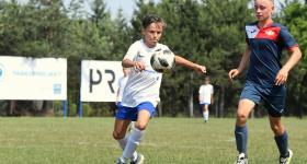 10. kolejka 3. ligi okręgowej młodzików | Wiara Lecha - Polonia II Środa Wielkopolska 0:3 obrazek 12