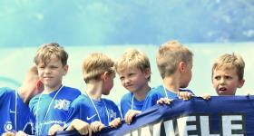 10. kolejka 3. ligi okręgowej orlików | Wiara Lecha - Jadwiżański KS Poznań 2:2 obrazek 47