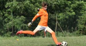 10. kolejka 3. ligi okręgowej młodzików | Wiara Lecha - Polonia II Środa Wielkopolska 0:3 obrazek 15