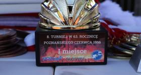 Wiara Lecha na 8. turnieju pamięci Poznańskiego Czerwca 1956 | Fot. Dawid Ćmielewski obrazek 2