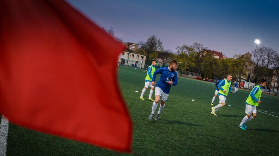Wiara Lecha z licencją na grę w piątej lidze