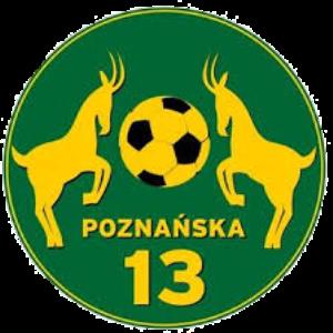 Herb klubu Poznańska 13 Poznań