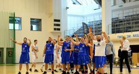 1. kolejka III ligi koszykówki | Biofarm Junior Poznań - Wiara Lecha obrazek 61