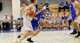 1. kolejka III ligi koszykówki | Biofarm Junior Poznań - Wiara Lecha obrazek 25