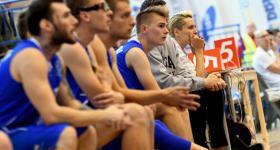 1. kolejka III ligi koszykówki | Biofarm Junior Poznań - Wiara Lecha obrazek 40