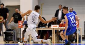 1. kolejka III ligi koszykówki | Biofarm Junior Poznań - Wiara Lecha obrazek 26