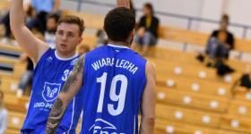 1. kolejka III ligi koszykówki | Biofarm Junior Poznań - Wiara Lecha