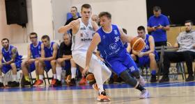 1. kolejka III ligi koszykówki | Biofarm Junior Poznań - Wiara Lecha obrazek 20