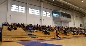 1. kolejka III ligi koszykówki | Biofarm Junior Poznań - Wiara Lecha obrazek 57