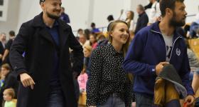 1. kolejka III ligi koszykówki | Biofarm Junior Poznań - Wiara Lecha obrazek 45