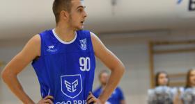 1. kolejka III ligi koszykówki | Biofarm Junior Poznań - Wiara Lecha obrazek 17