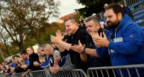 12. kolejka V ligi || Wiara Lecha - Lew Pogorzela 3:0 obrazek 62