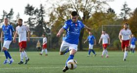 12. kolejka V ligi || Wiara Lecha - Lew Pogorzela 3:0 obrazek 38