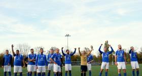 12. kolejka V ligi || Wiara Lecha - Lew Pogorzela 3:0 obrazek 65