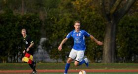 12. kolejka V ligi || Wiara Lecha - Lew Pogorzela 3:0 obrazek 54