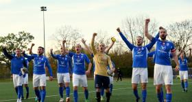 12. kolejka V ligi || Wiara Lecha - Lew Pogorzela 3:0 obrazek 64