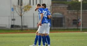12. kolejka V ligi || Wiara Lecha - Lew Pogorzela 3:0 obrazek 34