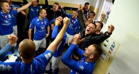 12. kolejka V ligi || Wiara Lecha - Lew Pogorzela 3:0 obrazek 73