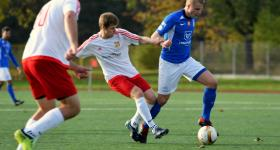 12. kolejka V ligi || Wiara Lecha - Lew Pogorzela 3:0 obrazek 26