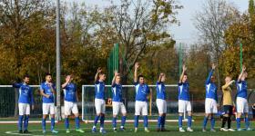 12. kolejka V ligi || Wiara Lecha - Lew Pogorzela 3:0 obrazek 13