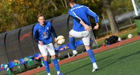 12. kolejka V ligi || Wiara Lecha - Lew Pogorzela 3:0 obrazek 9