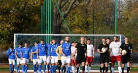 12. kolejka V ligi || Wiara Lecha - Lew Pogorzela 3:0 obrazek 12