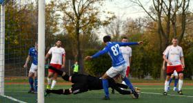 12. kolejka V ligi || Wiara Lecha - Lew Pogorzela 3:0 obrazek 55