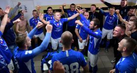 12. kolejka V ligi || Wiara Lecha - Lew Pogorzela 3:0 obrazek 71