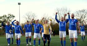12. kolejka V ligi || Wiara Lecha - Lew Pogorzela 3:0 obrazek 63