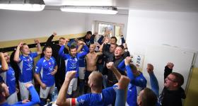 12. kolejka V ligi || Wiara Lecha - Lew Pogorzela 3:0 obrazek 70