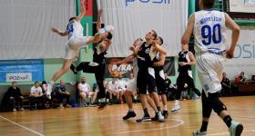 6. kolejka III ligi koszykówki | Wiara Lecha - MKS Września 89:83 obrazek 24
