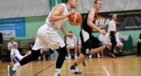 6. kolejka III ligi koszykówki | Wiara Lecha - MKS Września 89:83 obrazek 27