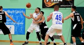 6. kolejka III ligi koszykówki | Wiara Lecha - MKS Września 89:83 obrazek 43