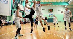 6. kolejka III ligi koszykówki | Wiara Lecha - MKS Września 89:83 obrazek 44