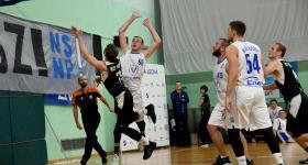 6. kolejka III ligi koszykówki | Wiara Lecha - MKS Września 89:83 obrazek 26